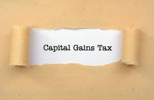 Capital Gain Tax payable on disposal of properties